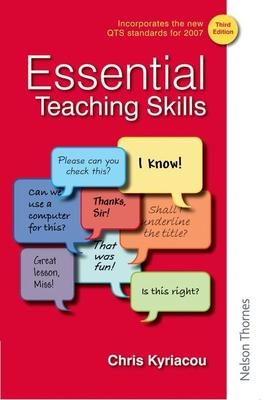 Essential Teaching Skills Fourth Edition - Kyriacou, Chris