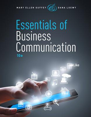 Essentials of Business Communication (with Premium Website, 1 term