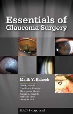 Essentials of Glaucoma Surgery - Kahook, Malik, MD