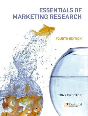 Essentials of Marketing Research - Proctor, Tony