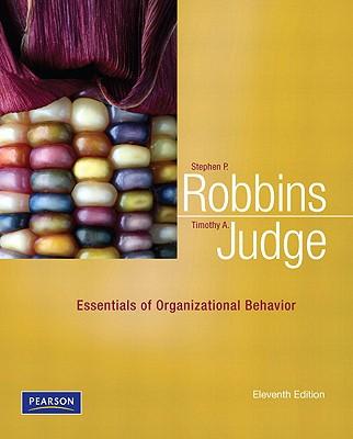 9780132545303 Essentials Of Organizational Behavior