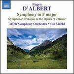 Eugen d'Albert: Symphony in F major