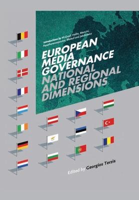 European Media Governance: National and Regional Dimensions - Terzis, Georgios (Editor)