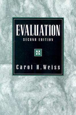 Evaluation - Weiss, Carol H, Professor