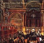 Evaristo Felice Dall'Abaco: Concerti à più Istrumenti Opera Quinta