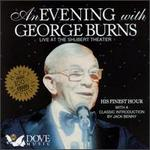 Evening with George Burns: Live at Shubert Theate