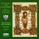Evensong For St. Ethelfreda - David Price (organ); Ely Cathedral Choir (choir, chorus)