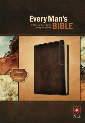 Every Man's Bible-NLT Deluxe Explorer - Arterburn, Stephen (Notes by), and Merrill, Dean (Notes by)