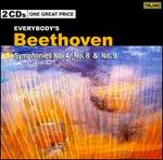 Everybody's Beethoven: Symphonies Nos. 4, 8, 9