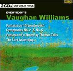 Everybody's Vaughan Williams: Fantasia on Greensleeves