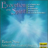 Evocation of the Spirit - Arietha Lockhart (soprano); Donna Carter (soprano); Robert Shaw Festival Singers; Robert Shaw Festival Singers (vocals)