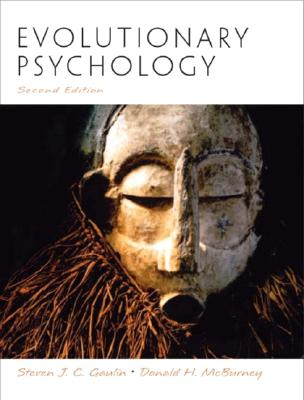 Evolutionary Psychology - Gaulin, Steven J C