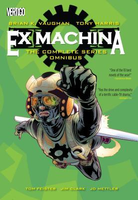 Ex Machina: The Complete Series Omnibus - Vaughan, Brian K