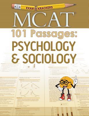 Examkrackers MCAT 101 Passages: Psychology & Sociology - Orsay, Jonathan