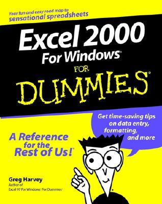 Excel 2000 for Windows for Dummies - Harvey, Greg