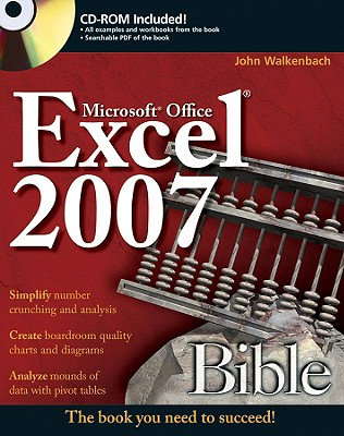 Excel 2007 Bible - Walkenbach, John