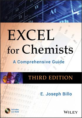 Excel for Chemists: A Comprehensive Guide - Billo, E Joseph