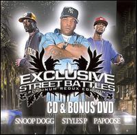 Exclusive Street Battles - Original Soundtrack