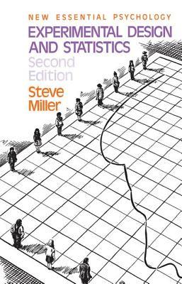 Experimental Design and Statistics - Miller, Steve