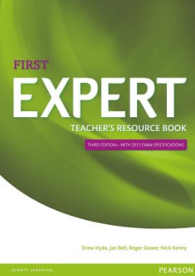Expert First 3rd Edition Teacher's Book - Hyde, Drew