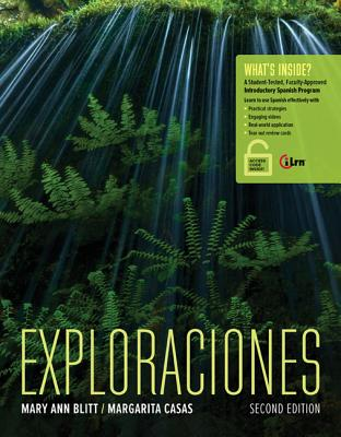 9781305252479: Exploraciones (with iLrn Heinle Learning