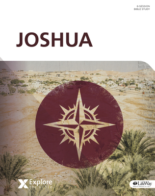 Explore the Bible: Joshua Bible Study Book - Evans, Tony (Editor)