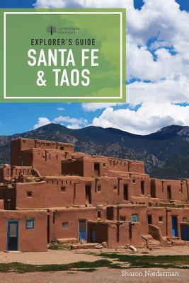 Explorer's Guide Santa Fe & Taos - Niederman, Sharon