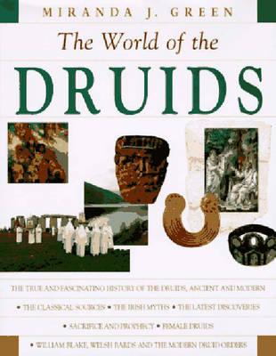 Exploring the World of the Druids - Green, Miranda