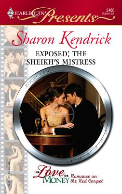 Exposed: The Sheikh's Mistress - Kendrick, Sharon