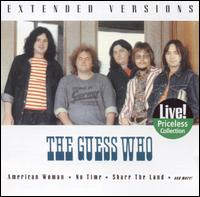 Extended Versions - The Guess Who