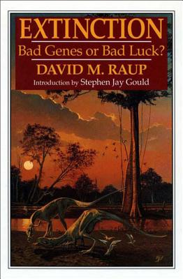 Extinction: Bad Genes or Bad Luck - Raup, David M, and Gould, Stephen Jay (Introduction by)