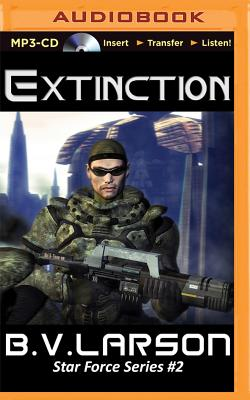 Extinction - Larson, B V, and Boyett, Mark (Read by)
