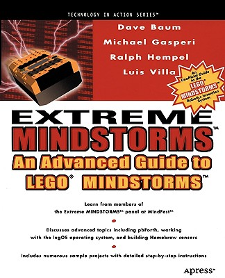 Extreme Mindstorms: An Advanced Guide to Lego Mindstorms - Baum, Dave, and Hemple, Ralph, and Gasperi, Michael
