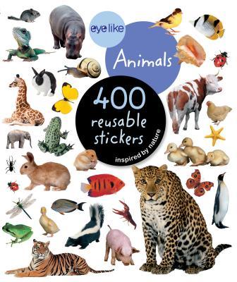 Eyelike Stickers: Animals: Animals - Workman Publishing