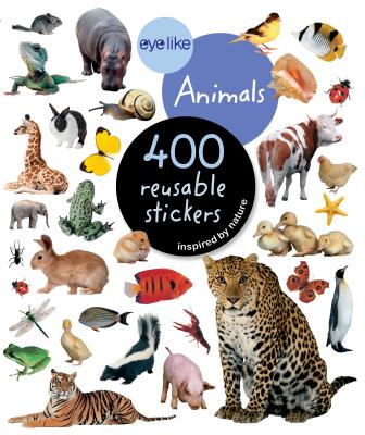 Eyelike Stickers: Animals - Workman Publishing