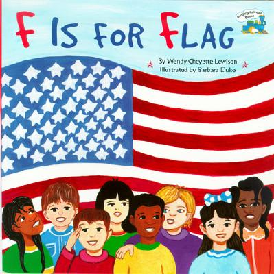 F Is for Flag - Lewison, Wendy Cheyette