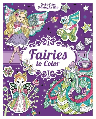 Fairies to Color - Carlton Publishing Group
