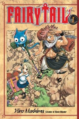 Fairy Tail V01 - Mashima, Hiro