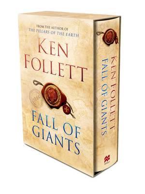 Fall of Giants - Follett, Ken