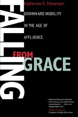 Falling from Grace: Downward Mobility in Age of Affluence - Newman, Katherine S