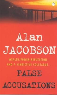 False Accusations - Jacobsen, Alan