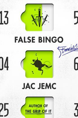 False Bingo: Stories - Jemc, Jac