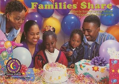 Families Share - Williams, Rozanne Lanczak