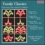 Family Classics: French Piano Duets Inspired by Childhood