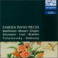 Famous Piano Pieces - Jörg Demus (piano)