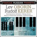 Famous Russian Pianists
