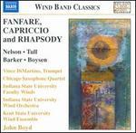 Fanfare, Capriccio & Rhapsody