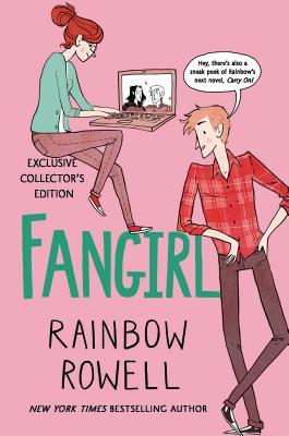 Fangirl - Rowell, Rainbow