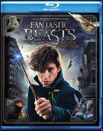 Fantastic Beasts and Where to Find Them [Blu-ray] - David Yates