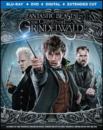 Fantastic Beasts: The Crimes of Grindelwald [Includes Digital Copy] [Blu-ray/DVD] - David Yates